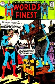 Superman batman world finest