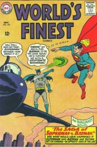 World's_Finest_Comics_153 Superman - vs- Batman