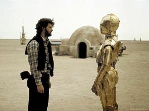 'Star Wars' behind the scenes (14)