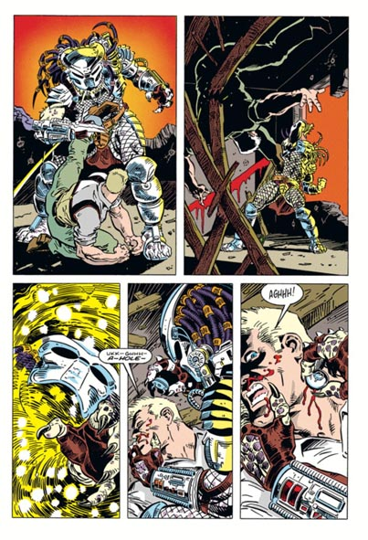 Predator: The Original Comics Series--Concrete Jungle and Other
