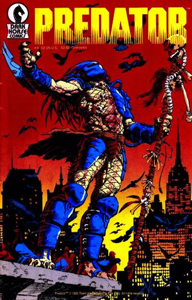 predator comics (2)