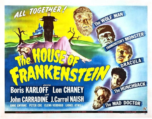 house of frankenstein 1