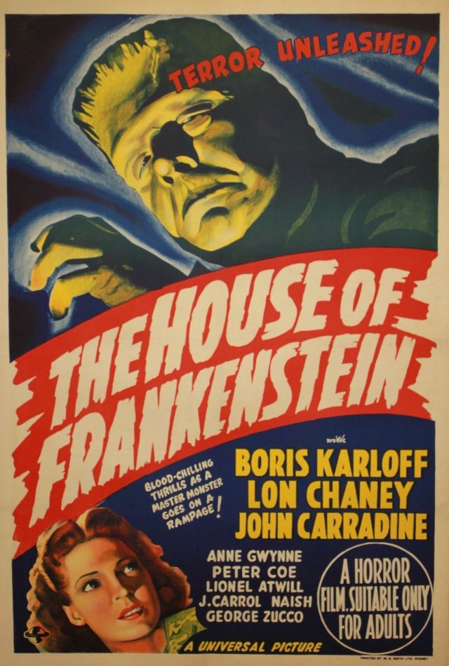house of frankenstein 2