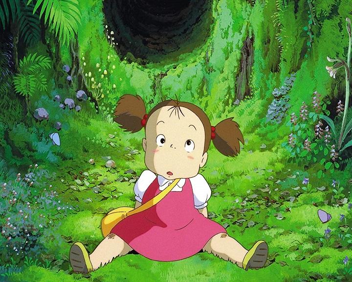 Mi vecino Totoro Hayao Miyazaki 1988 (10)