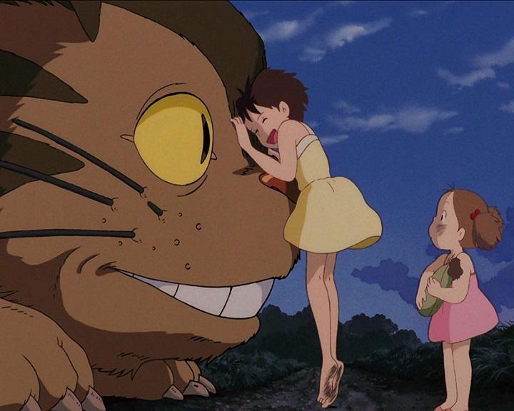 Mi vecino Totoro Hayao Miyazaki 1988 (2)
