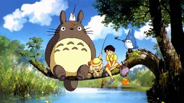 Mi vecino Totoro Hayao Miyazaki 1988 (3)