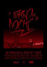 """102-poster_""""Turno De Noche"""""""