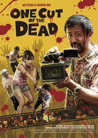 One Cut of the Dead-poster
